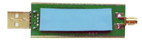 Thermal pad on the bottom of the PCB for improved heat dissipation.