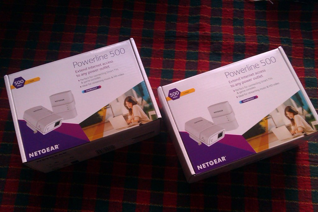 Netgear PLT devices