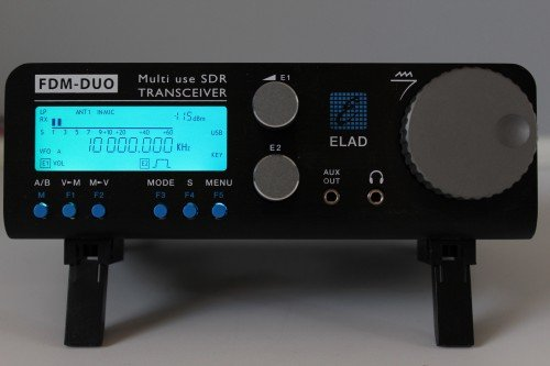 The front of the FDM-DUO.