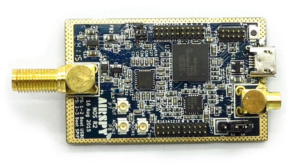 Airspy R2 PCB.