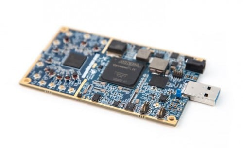 The LimeSDR Board