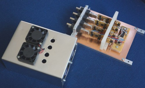 The Quad RTL-SDR with air cooling.