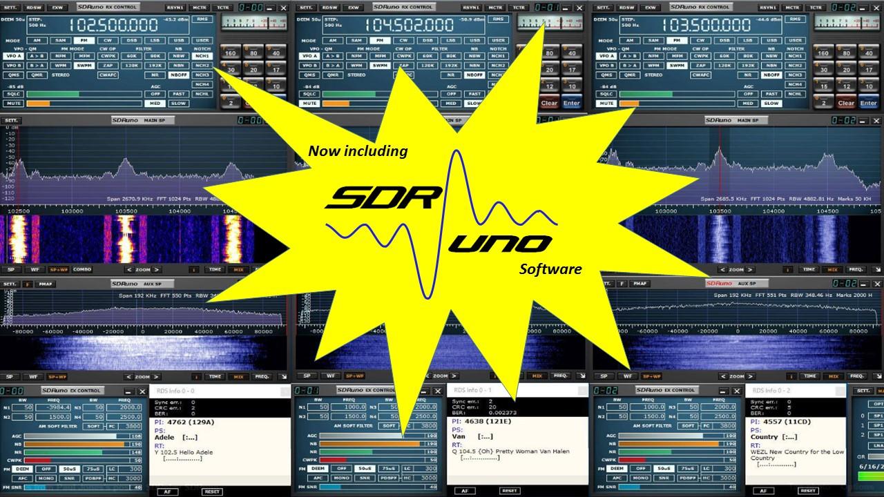SDRUno Updated to Version 1 03
