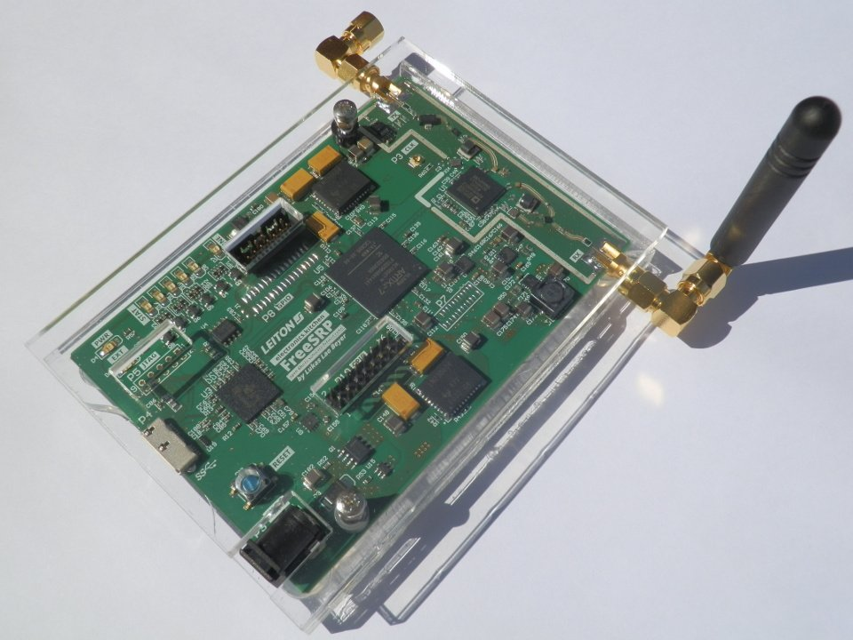 Building a Software Defined Radio from Scratch