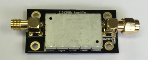 The Outnernet L-Band LNA