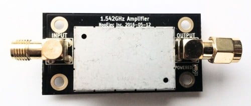 The Outernet L-Band LNA