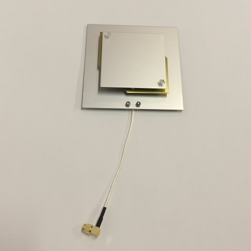 The Outernet L-Band Patch Antenna