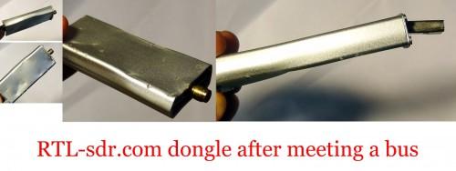 Dotcom dongle meets a bus