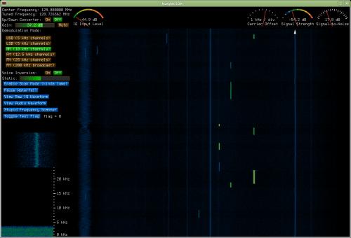 Natpos SDR Screenshot