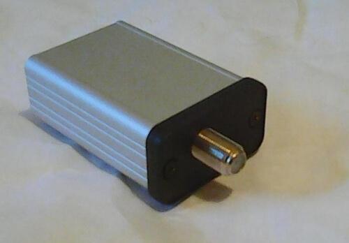 The ThumbNet N3 inside its optional 1455 aluminum enclosure.