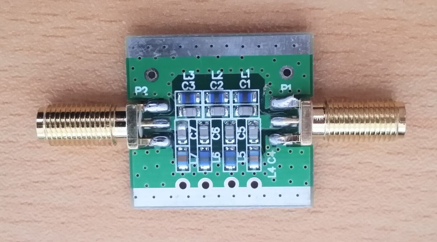 Broadcast Fm Band Stop Filter 88 108 Mhz Reject Now China Digital Receiver Circuit Board Assembly Production Bcfm Connected