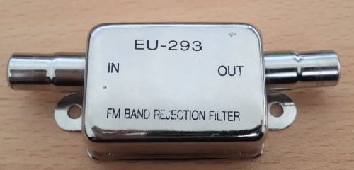 The Cheap $5 TV BCFM Band-Stop Filter