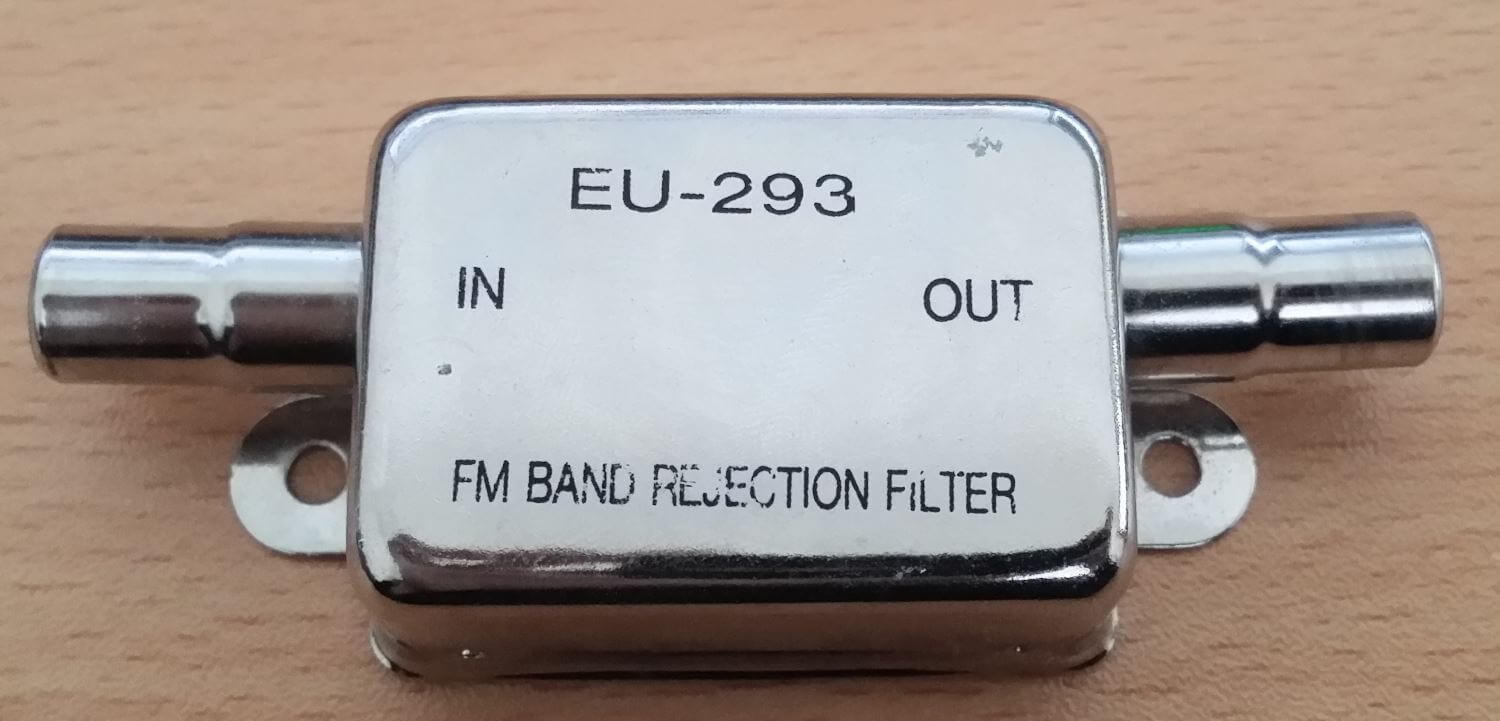 Broadcast Fm Band Stop Filter 88 108 Mhz Reject Now Bandpass A Circuit Is The Cheap 5 Tv Bcfm