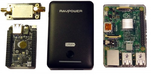 Some Outernet Components