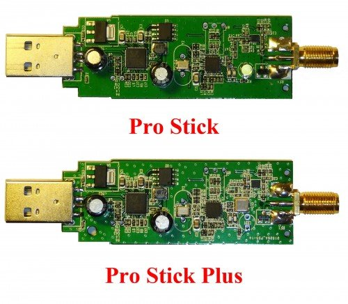 FlightAware Prostick vs Prostick Plus