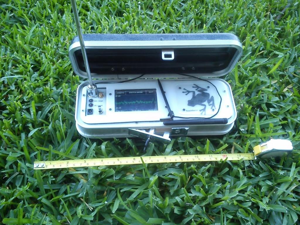 Portable RTL-SDR Unit