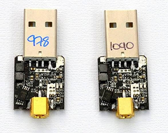 The new Stratux low power RTL-SDR dongles.