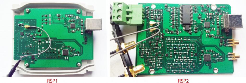 RSP1 & RSP2 PCBs