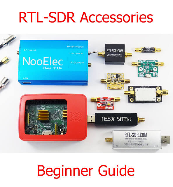 Akos' guide to RTL-SDR Accessories.