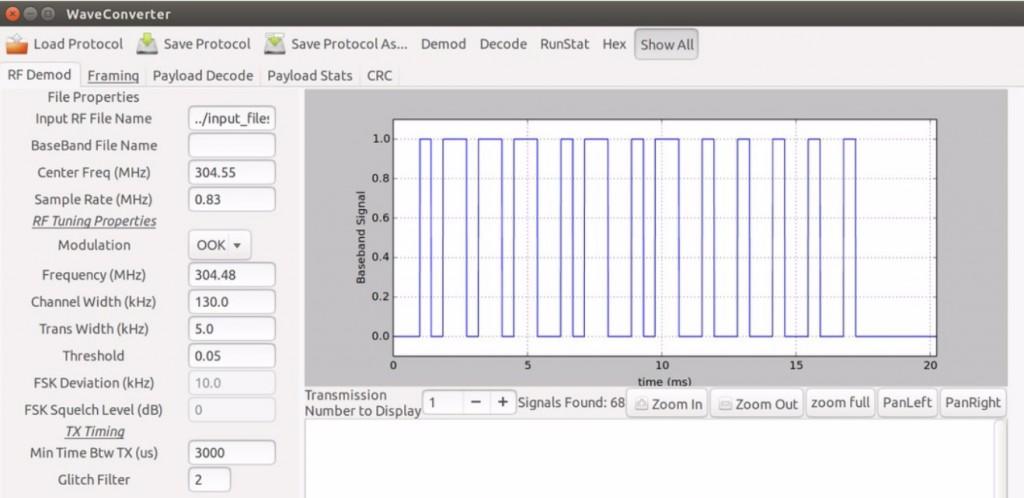 WaveConverter Screenshot