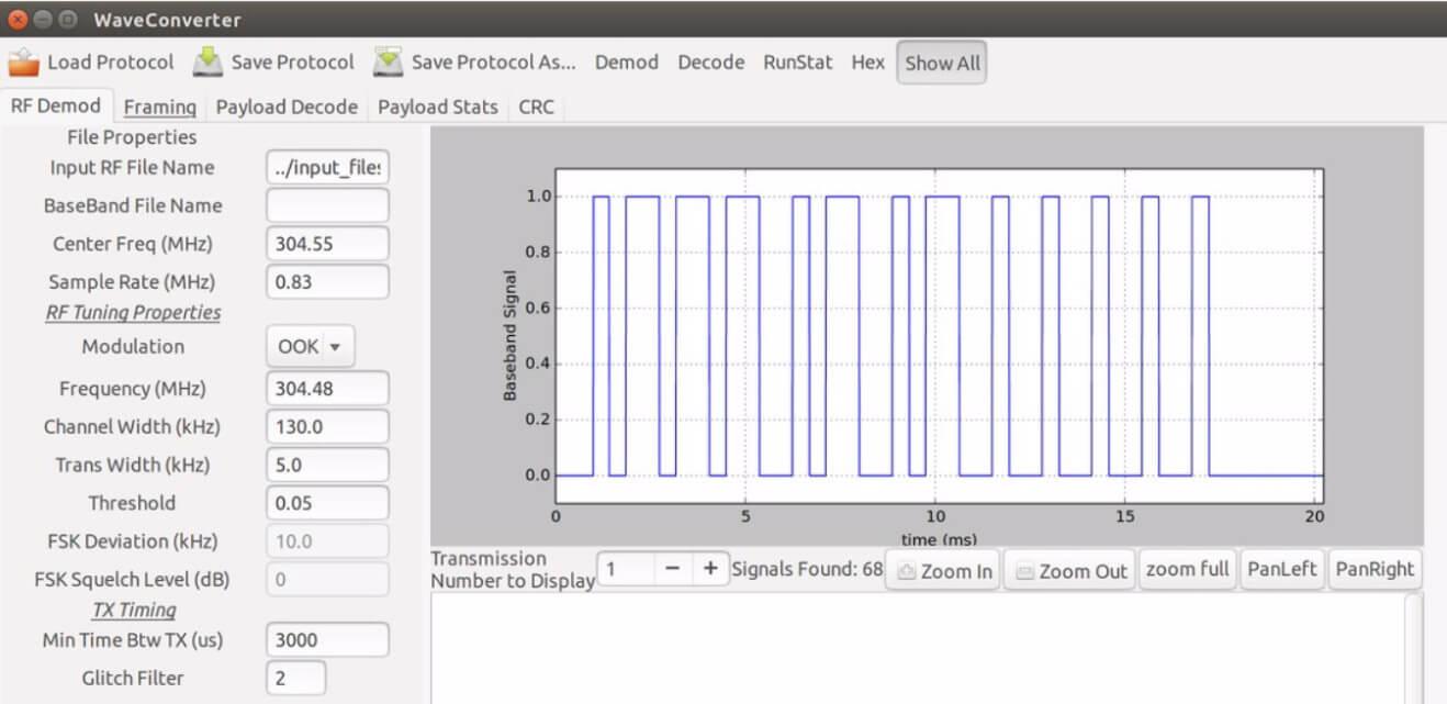 Reverse Engineering Your First Digital To Analog Converter Build Hackaday Waveconverter Screenshot Seen On