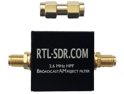 The Broadcast AM High Pass Filter