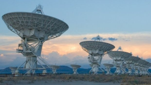 The Very Large Array in Mexico was used to pinpoint an FRB in 2016.