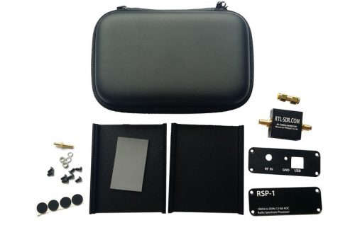 The RSP1 metal case kit