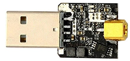 The Stratux Low Power V2 Dongle.