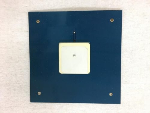 Outernet active ceramic patch antenna (Front)