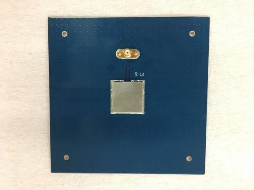 Outernet active ceramic patch antenna (Rear)