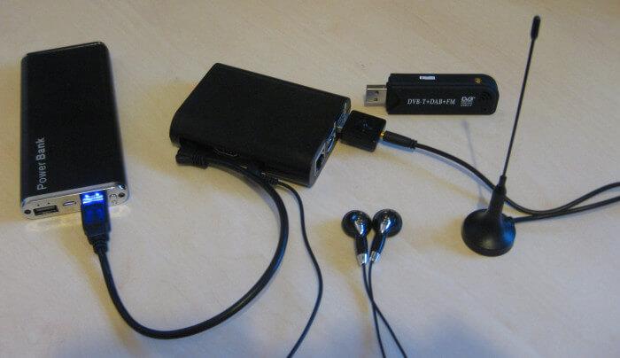 RTL-SDR + Raspberry Pi Jammer Detector.