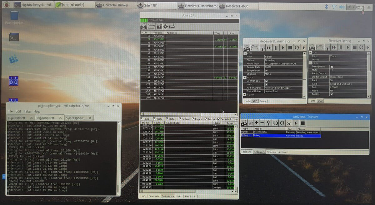 Running Windows & x86 SDR Decoding Apps on the Raspberry Pi