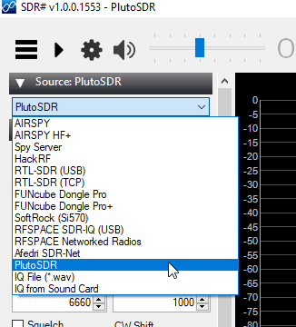 PlutoSDR Quickstart Guide