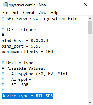 RTL-SDR Tutorial: Setting up and using the SpyServer Remote
