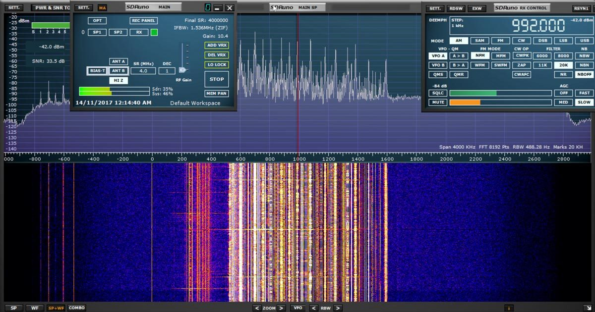 A Review of the SDRplay RSP1A