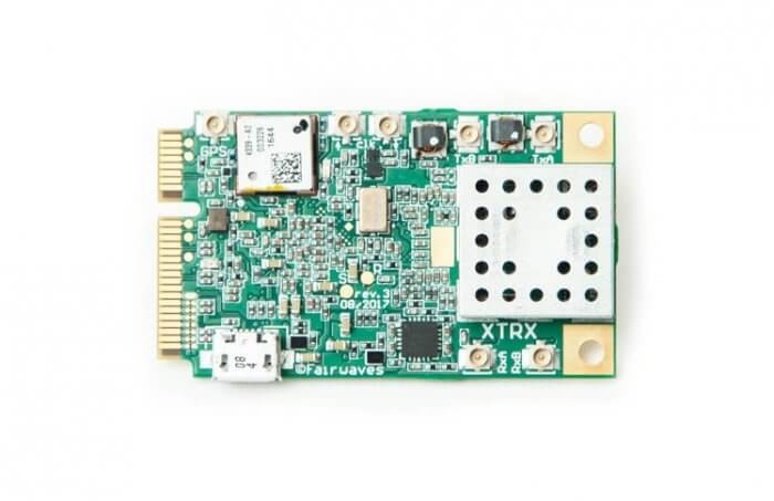 The XTRX Board