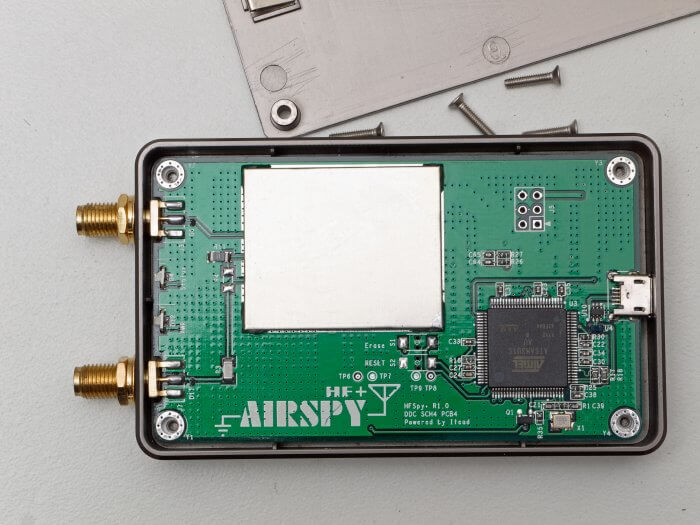 Nils DK8OK's photo of the Airspy HF+.