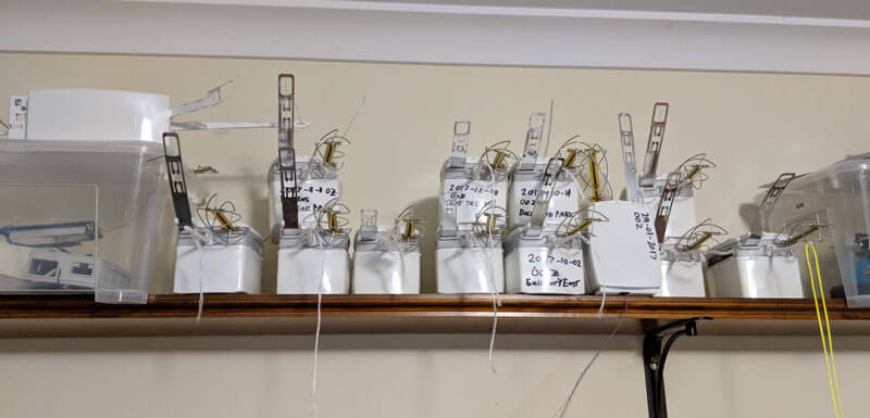 VK5QI's Radiosonde Collection
