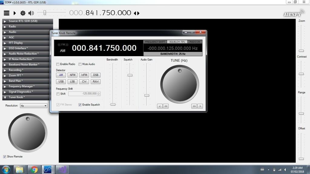 ComThings PandwaRF Radio Analysis £150 High Gain Antenna Set
