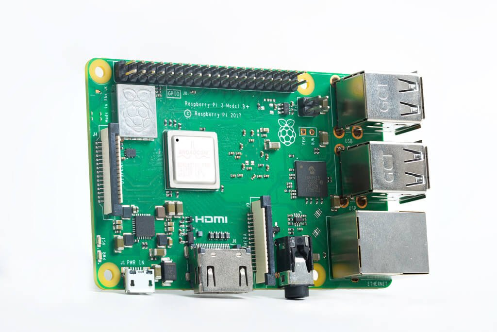 The Raspberry Pi 3 B+