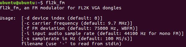fl2k_fm help screen