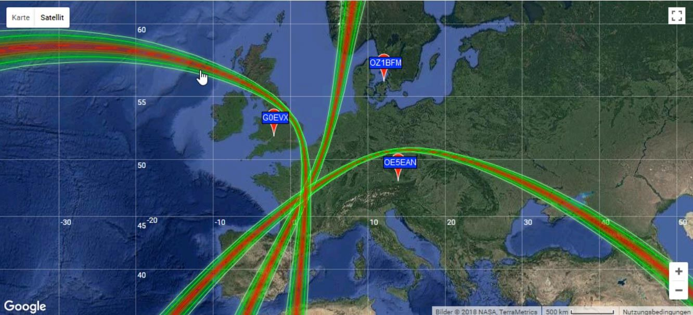 DK8OK Locates Radio France at 15320 kHz