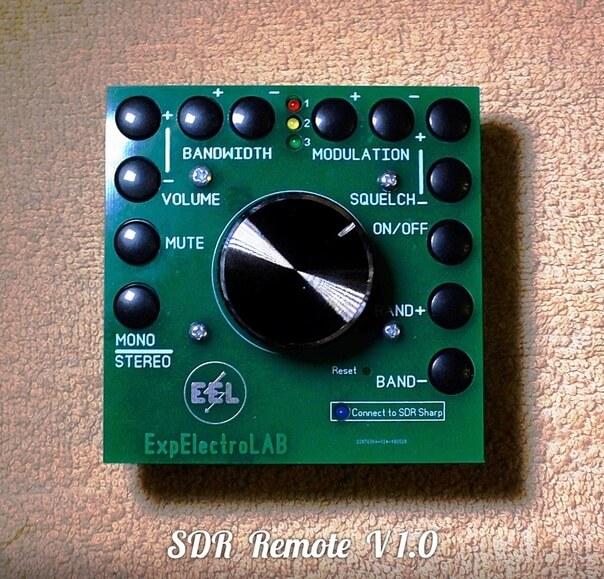 SDR-Remote V1.0