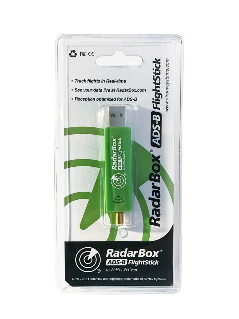 RadarBox ADS-B RTL-SDR Dongle