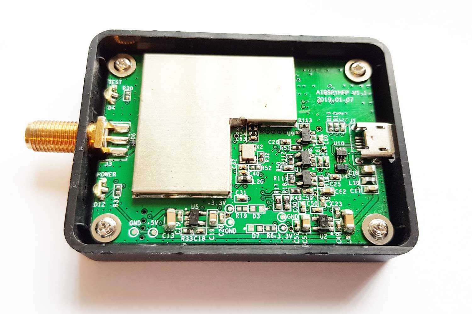 Airspy HF+ Discovery Now Available for Preorder + Brief