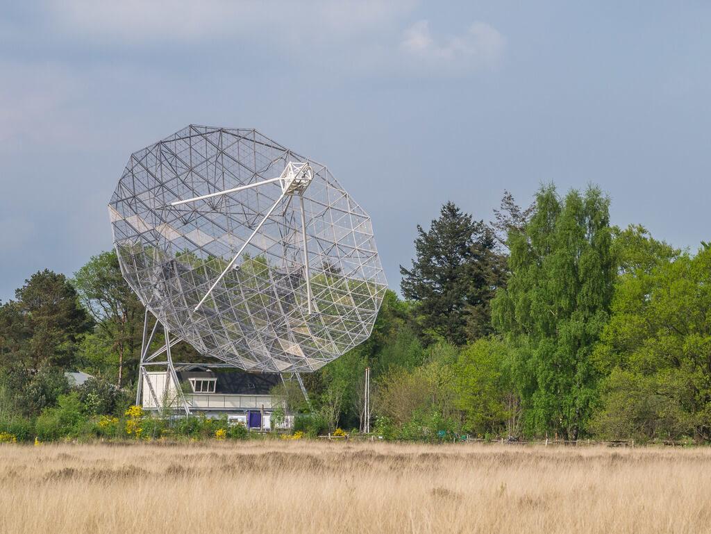 Dwingeloo radio astronomy station