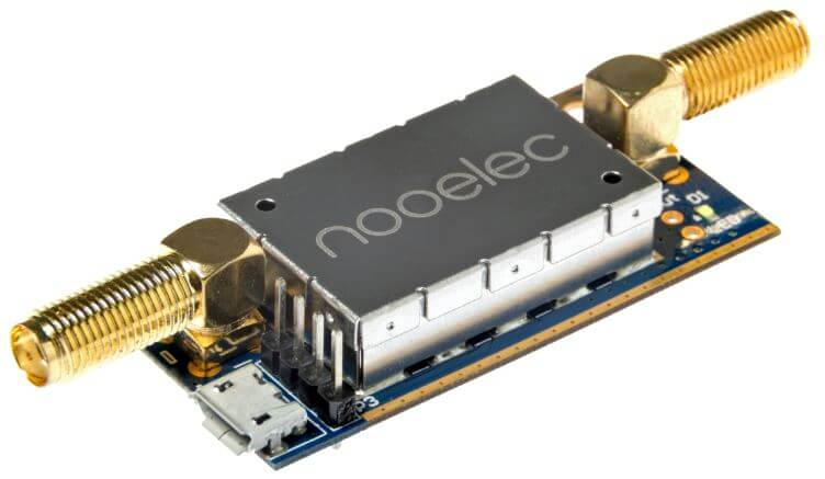 The NooElec SAWBird+ H1. For Hydrogen Line Observations.