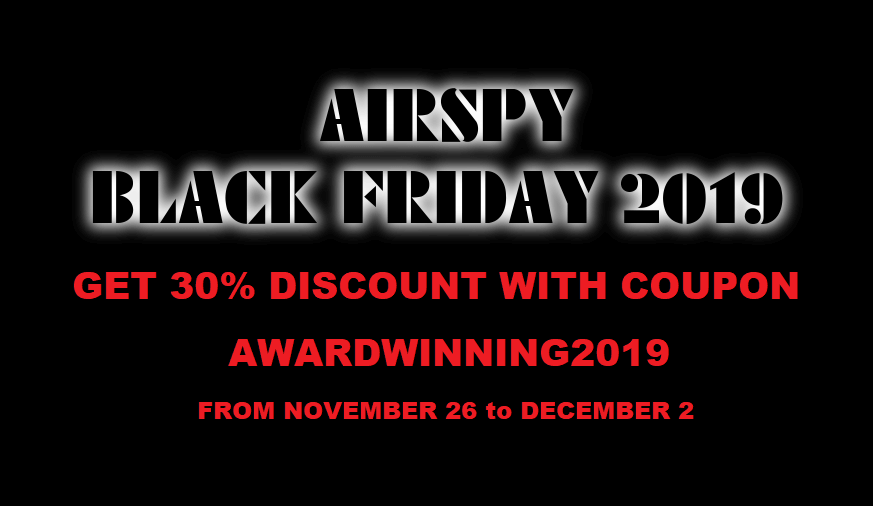 Airspy Black Friday Sale