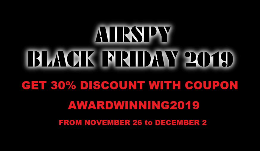 Airspy Black Friday Sale